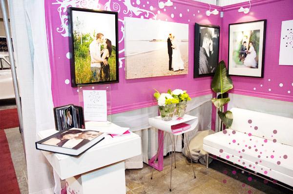 Bridal Fair Booth Ideas: Mr. And Mrs. Sallehudin: Contest