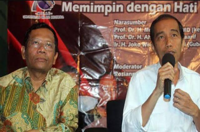 Mahfud MD Dinilai Paling Komplit Jadi Cawapres Jokowi