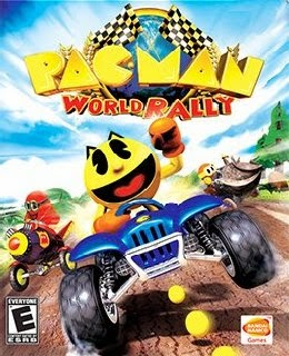 Pac Man World Rally ,wallpapers,screenshoots,images,covers,photos,posters