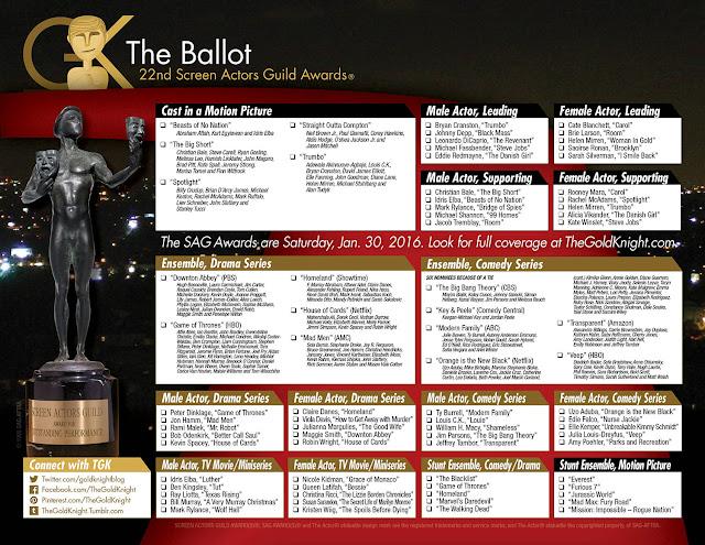Oscar Statue Printable likewise 2016 Screen Actors Guild Sag Awards Printable Ballot additionally Academy Awards One Page Ballot 2015 additionally 2014 Emmy Nominations Printable Ballot further Watch. on oscar predictions 2016 printable