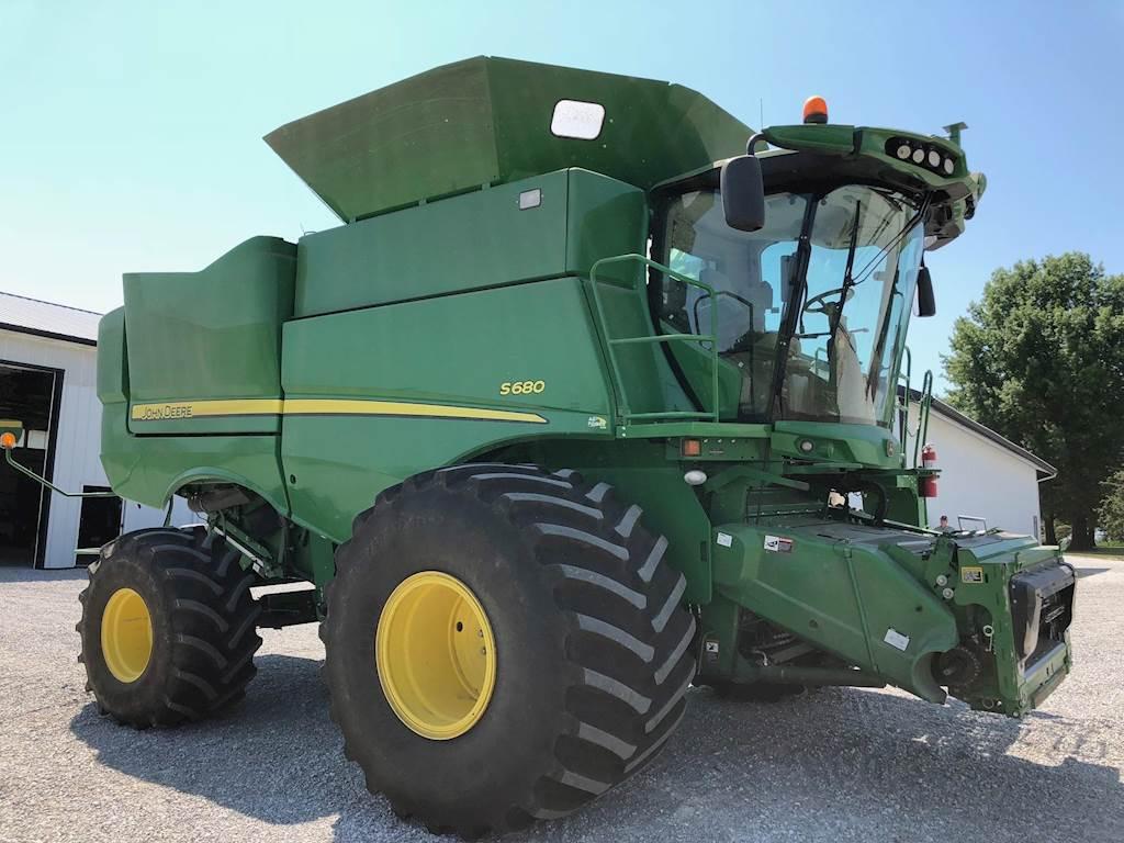 John Deere Combine Durable Service Other Heavy Equipment Attachments
