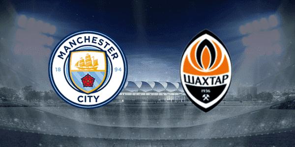مباراة مانشستر سيتي وشاختار دونيتسك بتاريخ 18-09-2019 دوري أبطال أوروبا