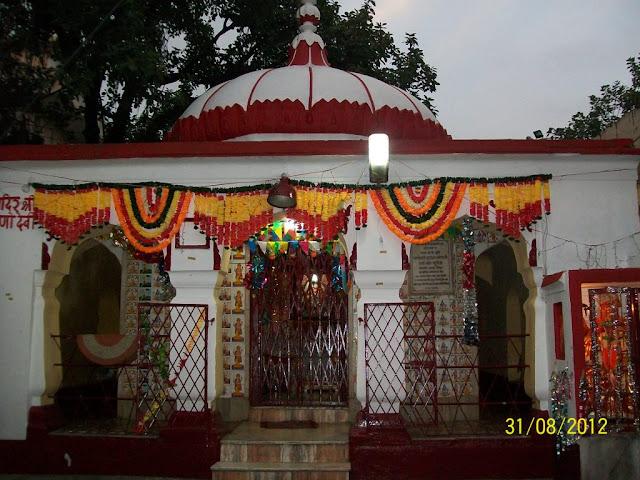 कटरा में स्थित माता वैष्णो देवी का पुराना मंदिर