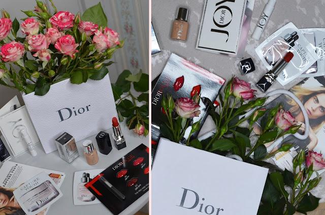 Мои новинки Dior - beauty blog by miamiolga