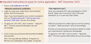 How to Request for writer in UGC NET exam Chaudhary Charan Singh University official notification