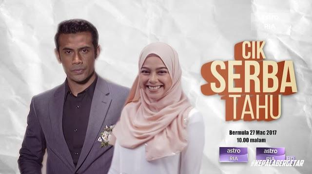 Drama Cik Serba Tahu Lakonan Remy Ishak Dan Sari Yanti
