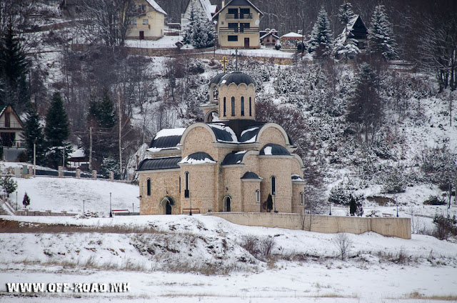 Sv Nikola - Mavrovo, Macedonia