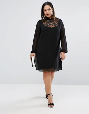 diseños de Vestidos de Fiesta para Señoras Gorditas