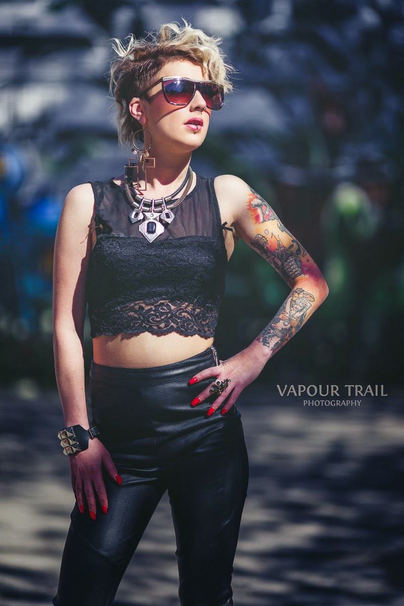 Amy by Vapour Trail Photography