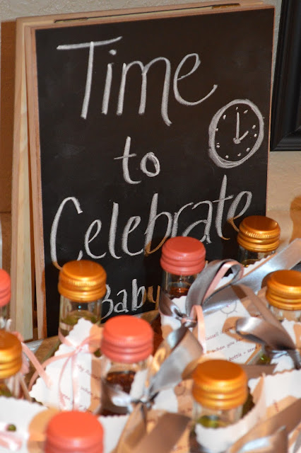 The Best Around-The-Clock Baby Shower Theme