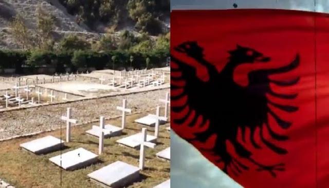 «Θα χυθεί κι άλλο αίμα» απειλούν οι Αλβανοί – Στόχος το Κοιμητήριο Ελλήνων πεσόντων του '40 στις Βουλιαράτες