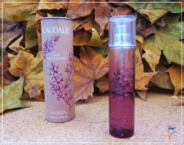 Perfume Thé des Vignes EDT - Caudalíe
