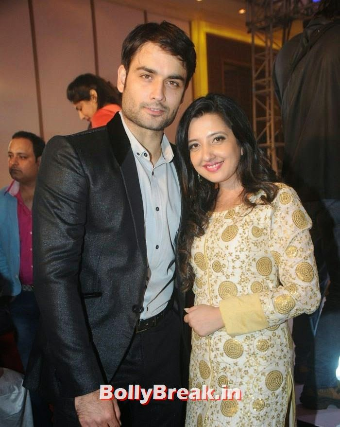 Vivian Dsena, Amy Billimoria, Amy Billimoria Fashion Show - The Big Fat Fashionable Wedding