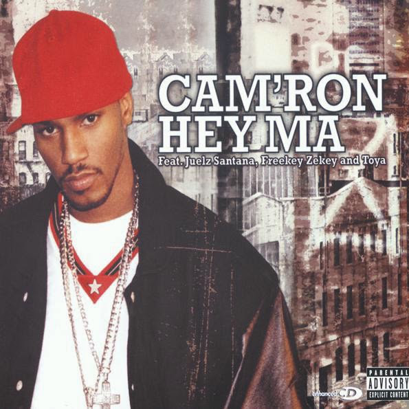 Cam'ron - Hey Ma (UK Version) - EP Cover