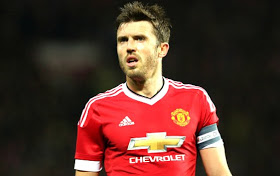 Michael Carrick replaces Rooney as Manchester United captain