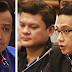 Paolo Duterte At Mans Carpio, Rumesbak! Kinasuhan si Trillanes!