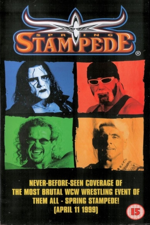 PPV REVIEW: WCW Spring Stampede 1999 ~ Retro Pro Wrestling