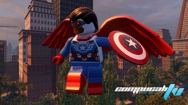 LEGO Marvel's Avengers XBOX 360 Español