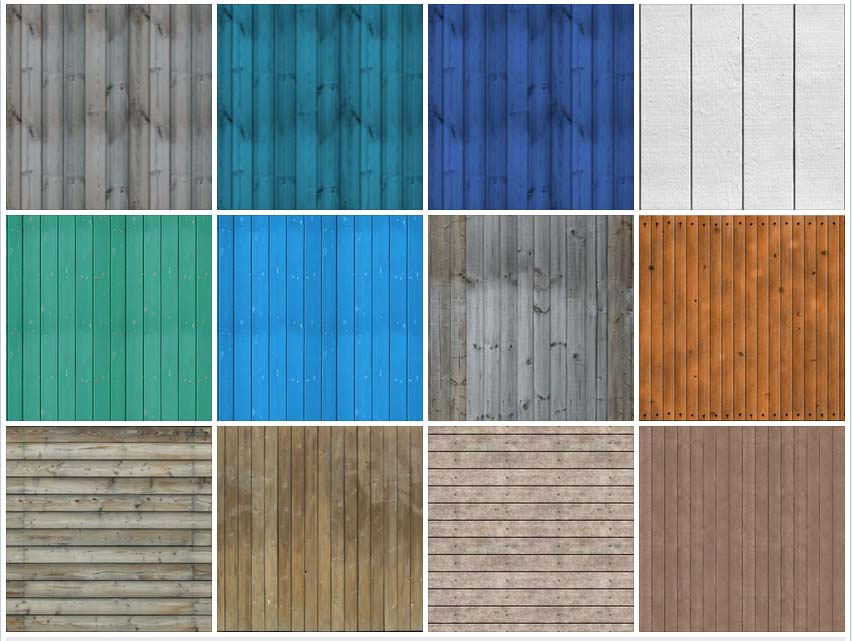 seamless_wood_planks_iexture #1B
