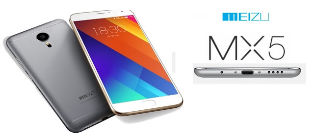 Meizu MX5 Specifications - Inetversal