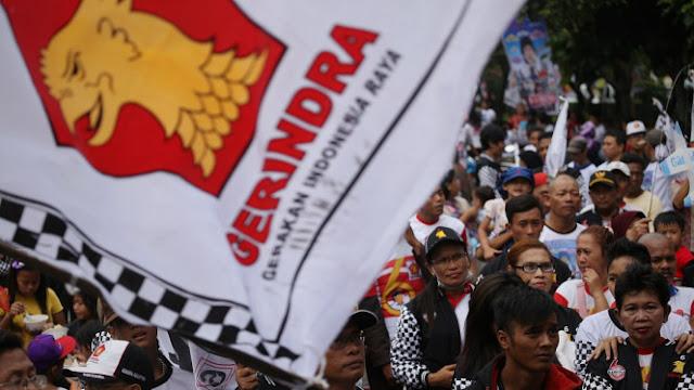 Heboh Poster 'Raja Jokowi', Gerindra Curiga Maling Teriak Maling