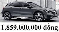 Giá xe Mercedes GLA 250 4MATIC 2019