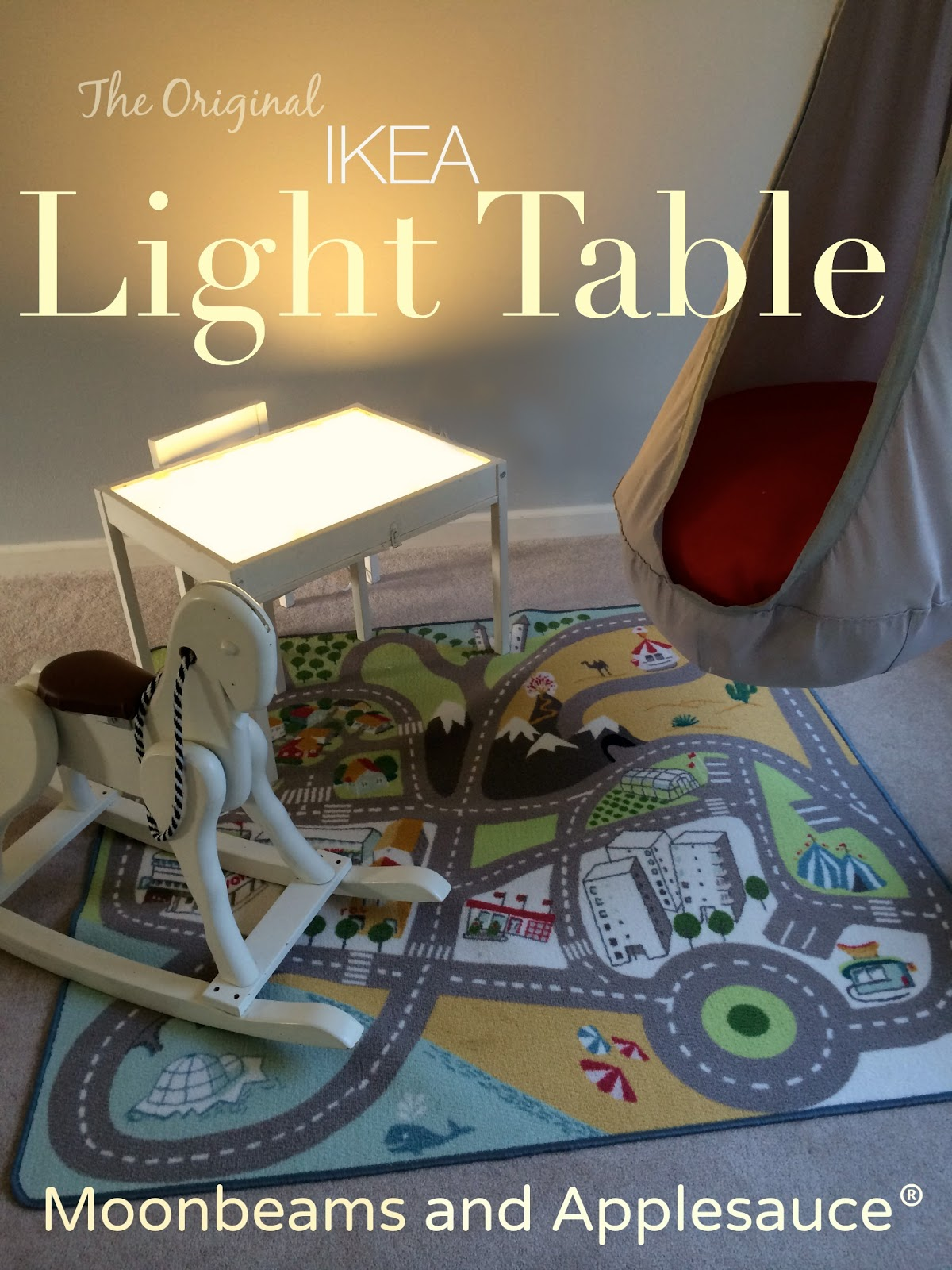 At Moonbeams And Lesauce We Like To Learn Be Creative Have Fun That S Why When Saw How Much Light Table Play Could But Not The