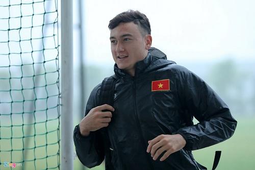 Văn Lâm mong muốn mình được vào đội tuyển U23