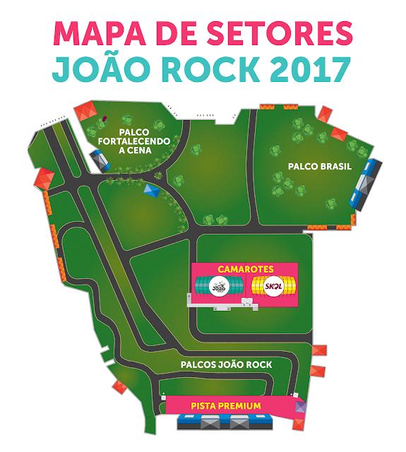 João Rock 2017: dicas para aproveitar melhor o festival