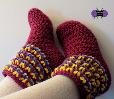 http://www.ravelry.com/patterns/library/carousel-slippers