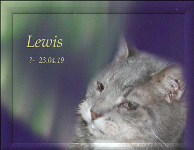 Rest in Peace Lewis