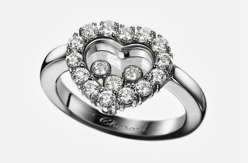 3f8a3bc4ffe Chopard s new engagement ring collection presents the Maison s favourite  symbol