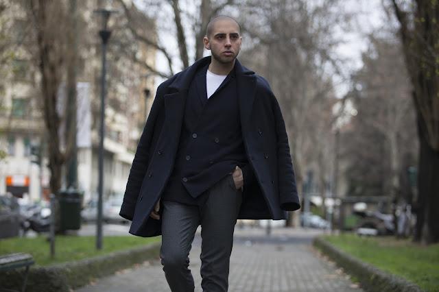 american vintage cappotto