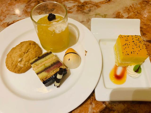 Grand Wailea Dessert