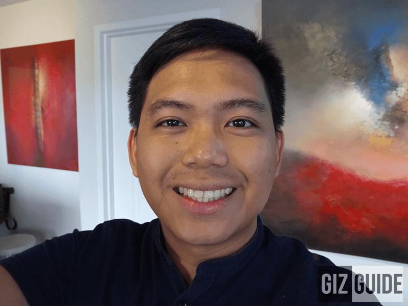 Indoor selfie 1