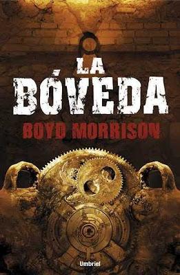 La bóveda - Boyd Morrison (2013)