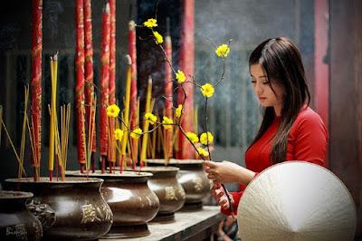 Cung Ram Thang Gieng
