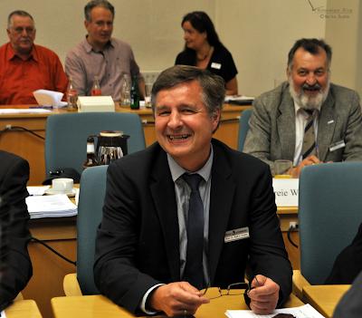 Dr. Ralf Dudde im Kreistag