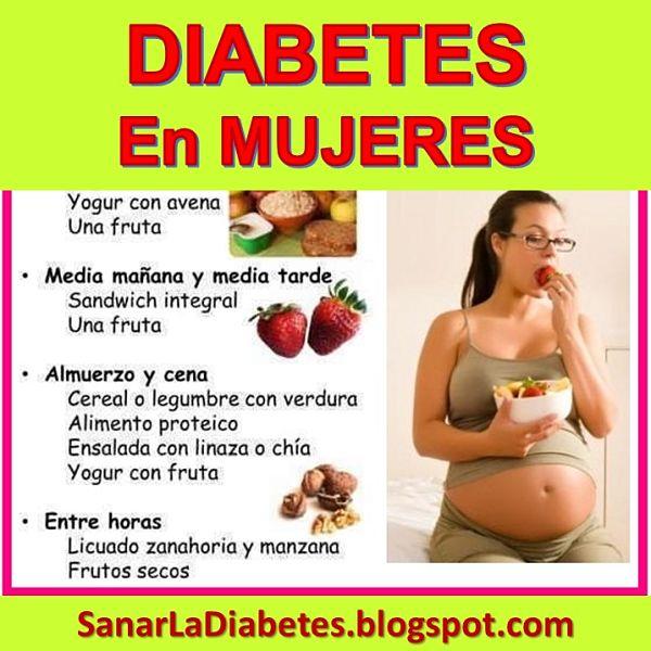 curar la diabetes gestacional naturalmente