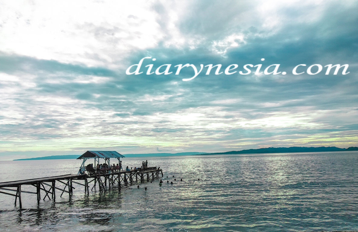 South halmahera regency tourism, pacan island tourism, maluku tourism, diarynesia