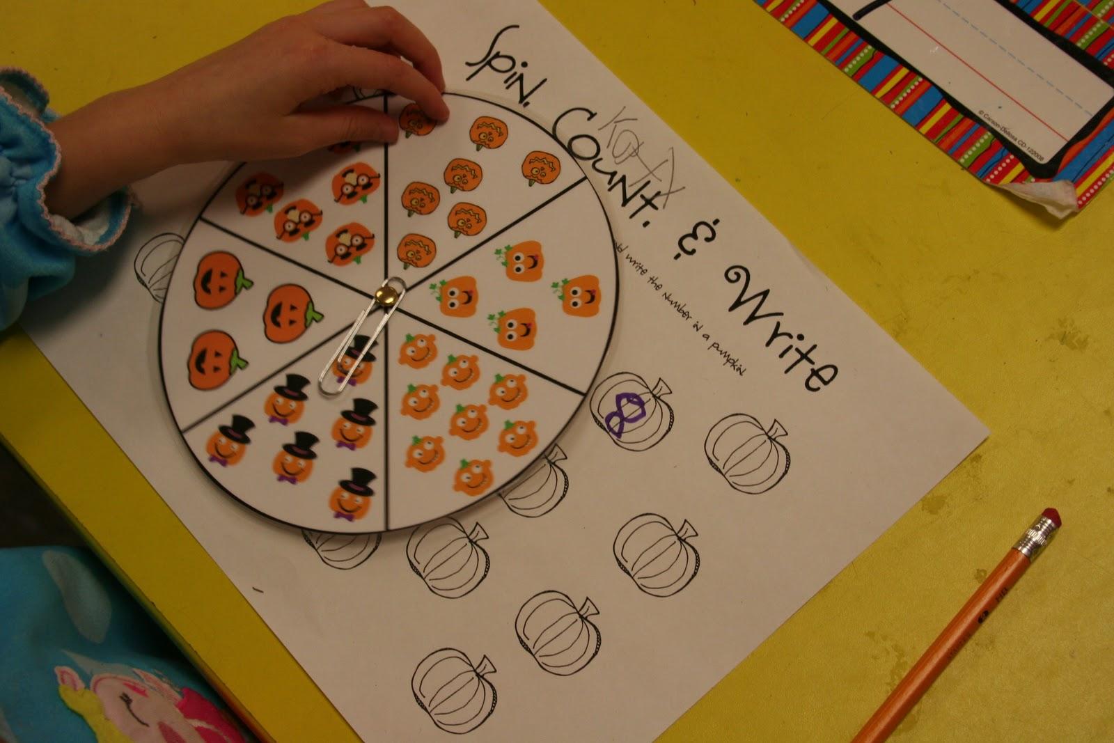Mrs. Lee's Kindergarten: Pumpkins