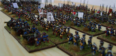 1st place: LoA Army, by kev1964 - wins £20 Pendraken credit, and a Hamlet and Town set from Total Battle Miniatures!