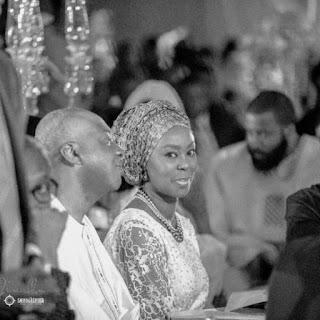 Toyin And Bukola Saraki Celebrate 27yrs In Marriage