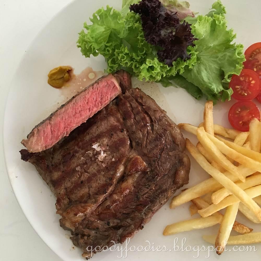 how to cook ribeye steak in oven uk