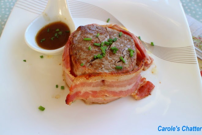 Filet Mignon by Carole's Chatter