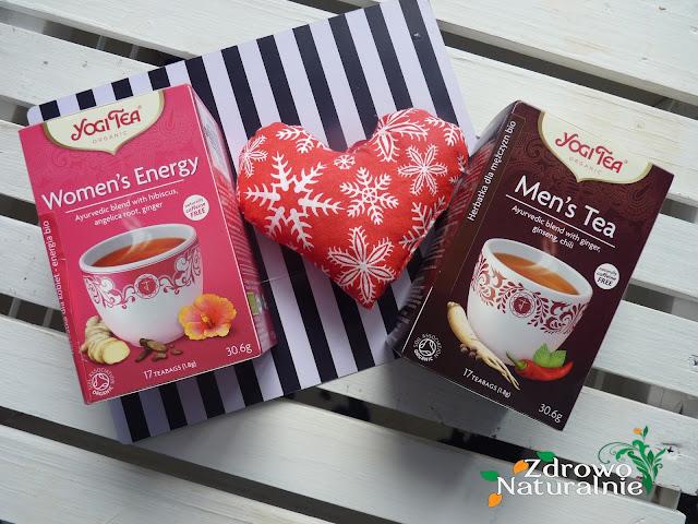 Yogi Tea - Herbata dla mężczyzny i kobiety