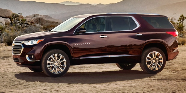 2018 chevrolet traverse reviews. Cars Review. Best American Auto & Cars Review