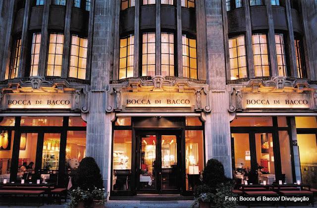 Comer em Berlim, restaurante Bocca di Bacco, Mitte
