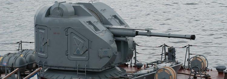 Артустановку АК-176 Григорія Куроп'ятникова відремонтує НДІ Шторм