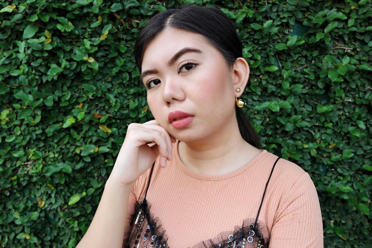 Kris Aquino x Ever Bilena Makeup Look (Kris Matte Brow Liner and Brow Mascara in Beyond Brown and Kris Matte Mattic Lipstick in Life)